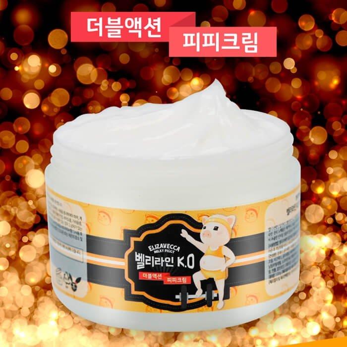 Крем для тела Elizavecca Belly Line K.O Double Action P.P Cream