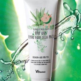 Маска для лица Elizavecca Milky Piggy Herb Soul Hydro Aqua Jella Pack