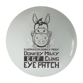 Патчи для глаз Elizavecca Donkey Piggy Donkey Milky EGF Cling Eye Patch
