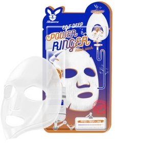 Тканевая маска Elizavecca EGF Deep Power Ringer Mask Pack