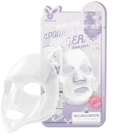 Тканевая маска Elizavecca Milk Deep Power Ringer Mask Pack