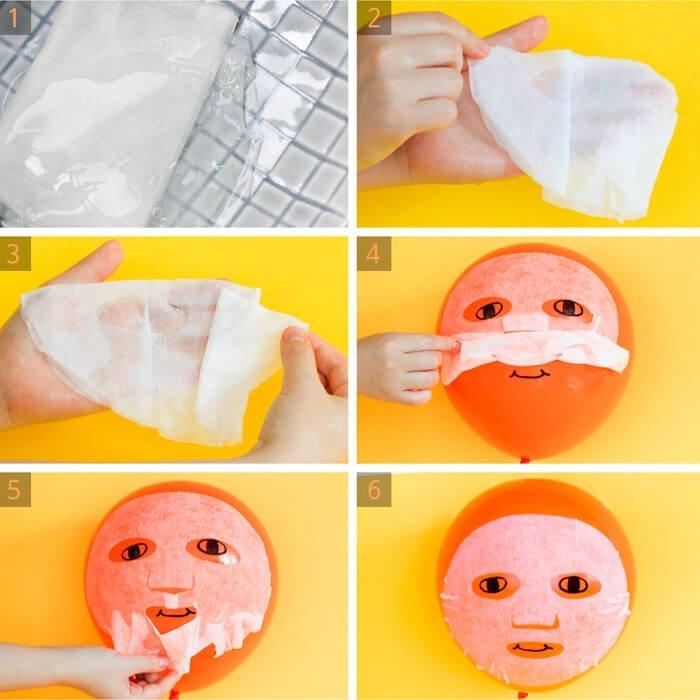 Тканевая маска Elizavecca Vita Deep Power Ringer Mask Pack