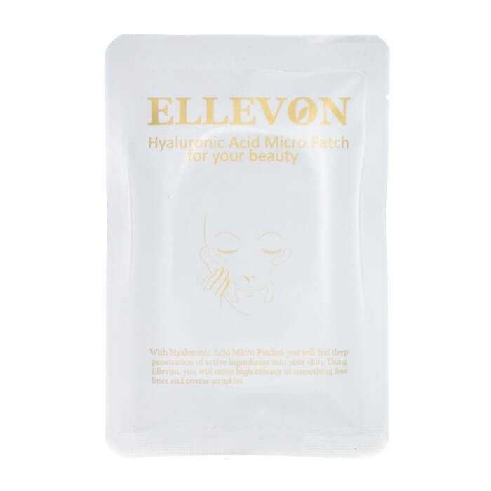 Гидрогелевые патчи Ellevon Hyaluronic Acid Micro Patch