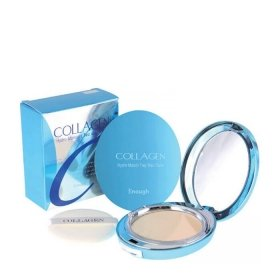 Пудра для лица Enough Collagen Two Way Cake