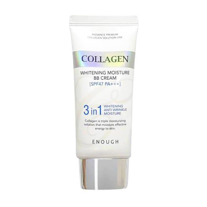 ВВ крем Enough Collagen 3 in 1 Whitening Moisture BB Cream