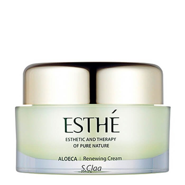 Крем для лица Enprani S,Claa Esthe Aloeca Renewing Cream