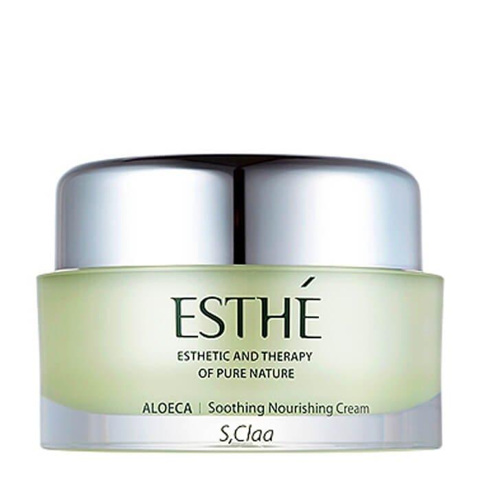 Крем для лица Enprani S,Claa Esthe Aloeca Soothing Nourishing Cream