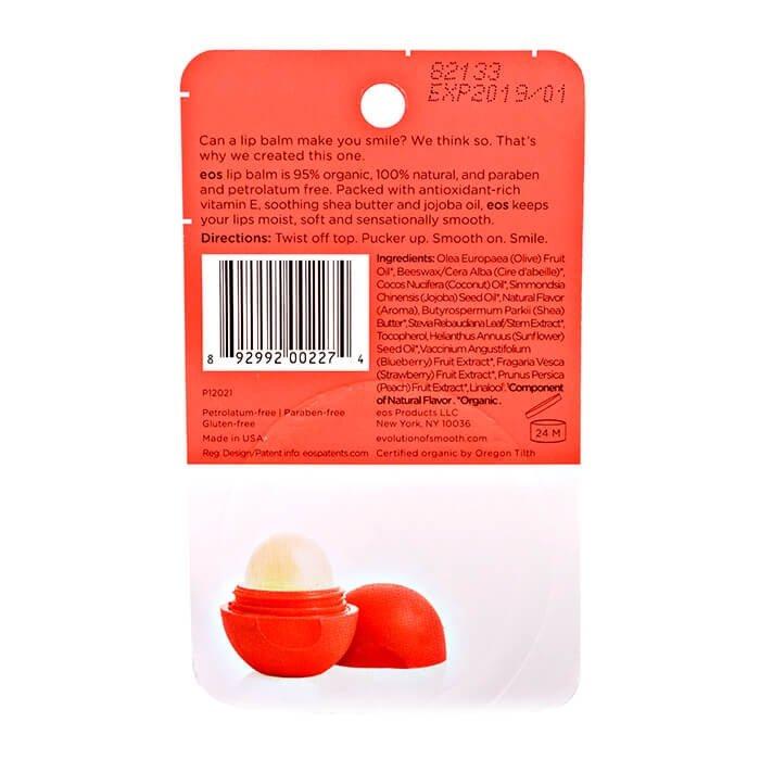 Бальзам для губ EOS Smooth Sphere Lip Balm - Summer Fruit