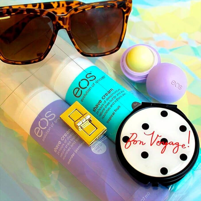 Крем для бритья EOS Ultra Moisturizing Shave Cream - Lavender Jasmine