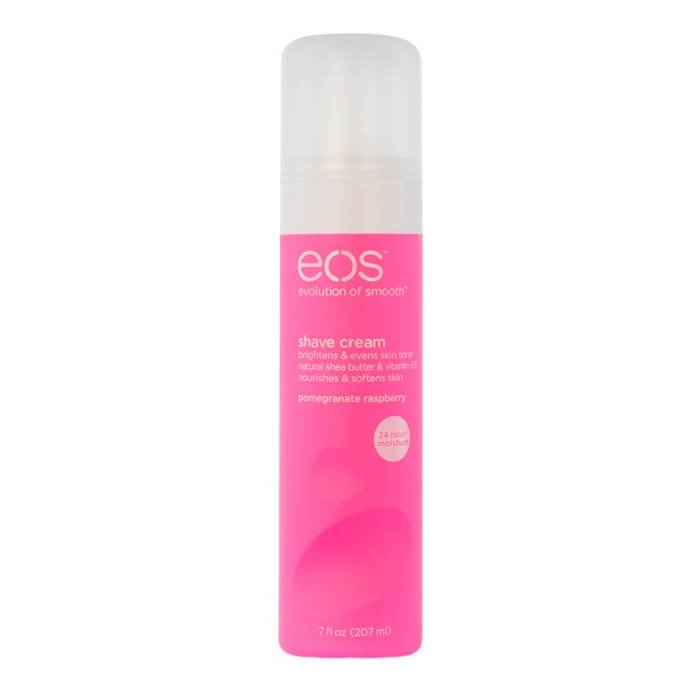 Крем для бритья EOS Ultra Moisturizing Shave Cream - Pomegranate Raspberry