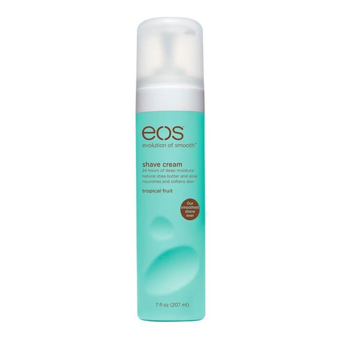 Крем для бритья EOS Ultra Moisturizing Shave Cream - Tropical Fruit
