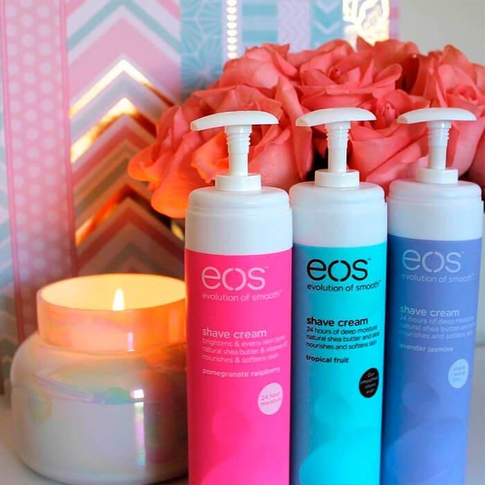 Крем для бритья EOS Ultra Moisturizing Shave Cream - Tropical Fruit