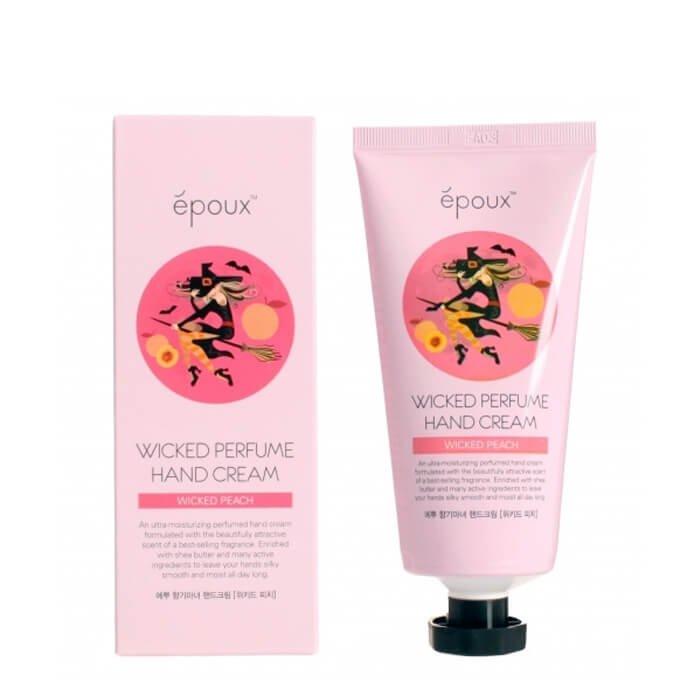 Крем для рук Epoux Wicked Peach Perfume Hand Cream