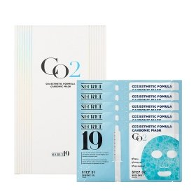 Маска для карбокситерапии Esthetic House CO2 Esthetic Formular Carboxy Mask Sheet (5 шт.)