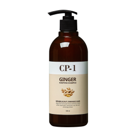 Шампунь для волос Esthetic House Ginger Purifying Shampoo