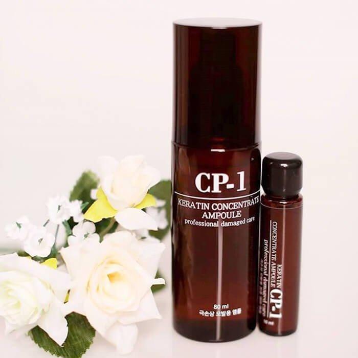 Эссенция для волос Esthetic House CP-1 Keratin Concentrate Ampoule (mini)