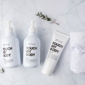 Гель для душа Esthetic House Touch My Body Goat Milk Body Wash (500 мл)