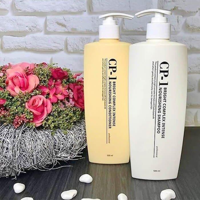 Кондиционер для волос Esthetic House CP-1 Bright Complex Intense Nourishing Conditioner v2.0