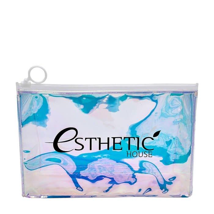 Косметичка Esthetic House Holographic Cosmetic Bag