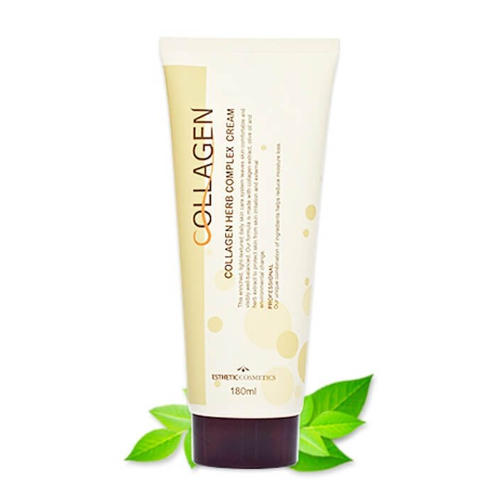 Крем для лица Esthetic House Collagen Herb Complex Cream