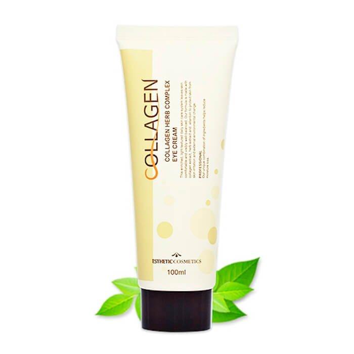 Крем для век Esthetic House Collagen Herb Complex Eye Cream