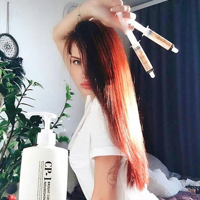 Маска для волос Esthetic House CP-1 Ceramide Treatment Protein Repair System