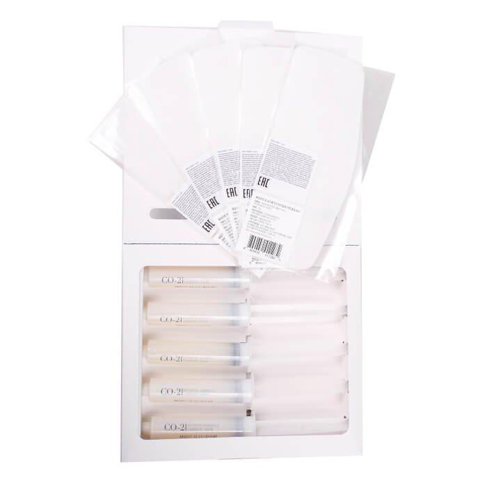 Набор карбокситерапии Esthetic House CO2 Esthetic Formular Carboxy Mask Set