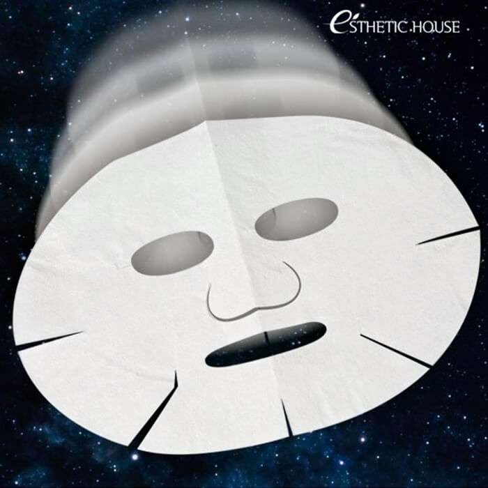 Набор карбокситерапии Esthetic House CO2 Esthetic Formular Carboxy Mask