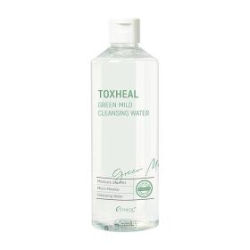 Очищающая вода Esthetic House Toxheal Green Mild Cleansing Water