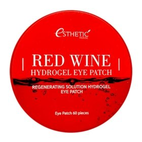 Патчи для глаз Esthetic House Red Wine Hydrogel Eye Patch