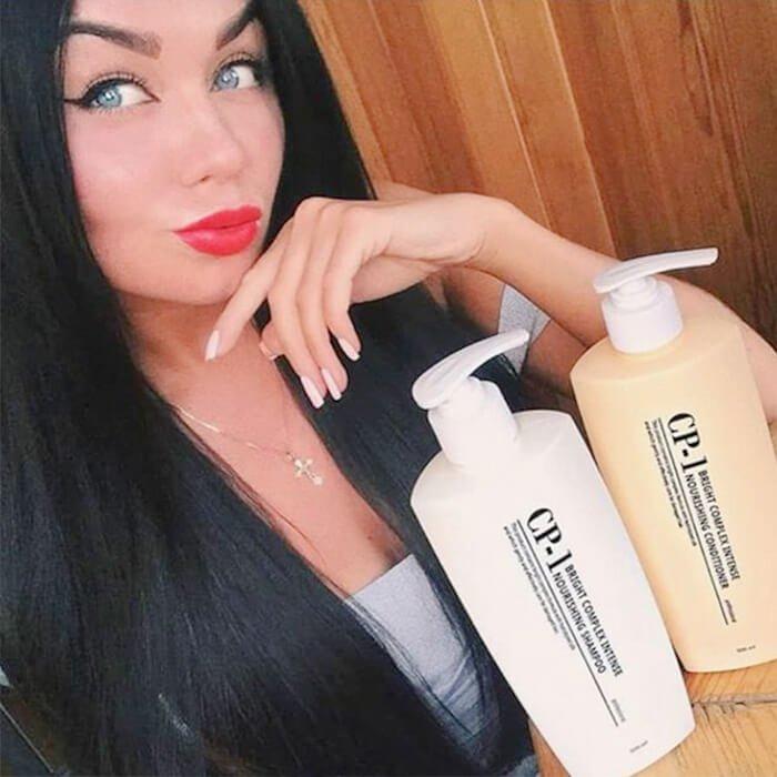 Шампунь для волос Esthetic House CP-1 Bright Complex Intense Nourishing Shampoo v2.0