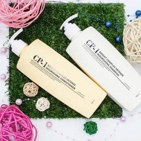 Шампунь + Кондиционер для волос Esthetic House CP-1 Bright Complex Intense Nourishing Set v2.0