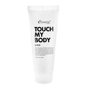 Скраб для тела Esthetic House Touch My Body Goat Milk Body Scrub (100 мл)
