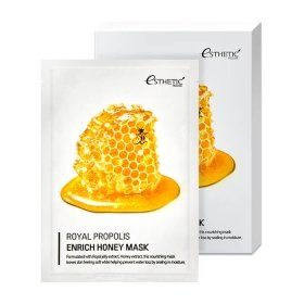 Тканевая маска Esthetic House Royal Propolis Enrich Honey Mask