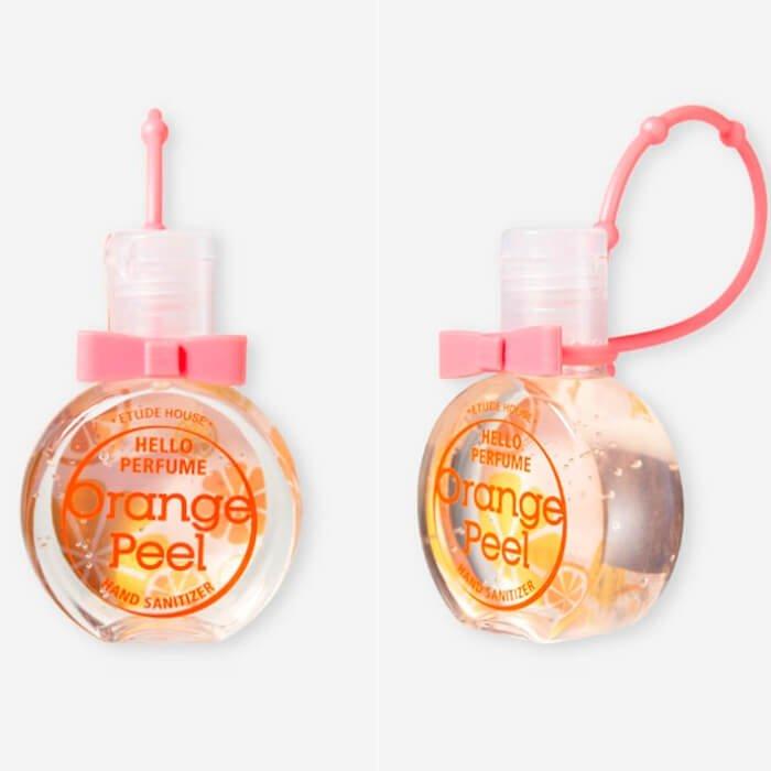 Дезинфицирующий гель для рук Etude House Hello Perfume Hand Sanitizer