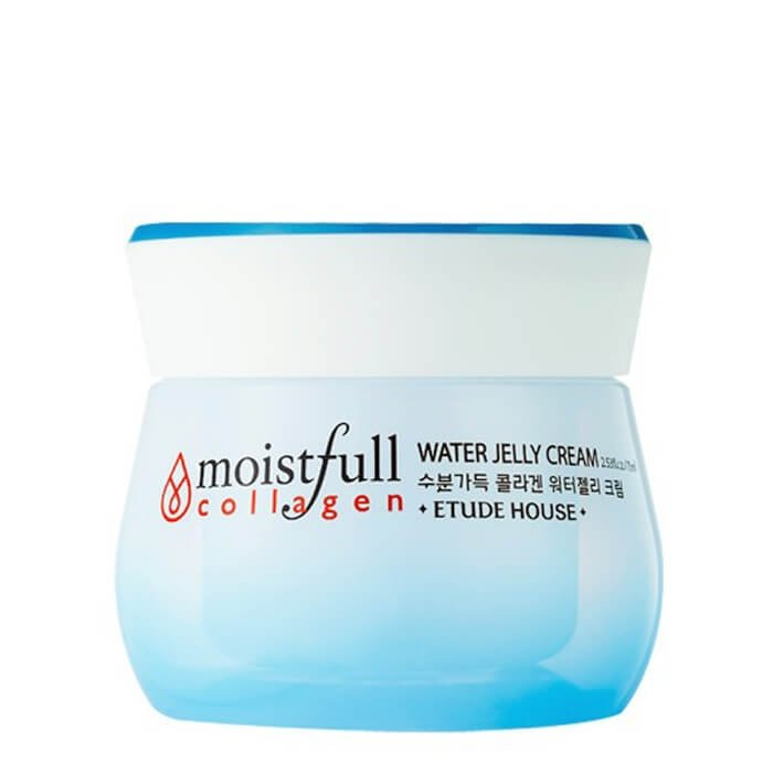 Крем для лица Etude House Moistfull Collagen Water Jelly Cream