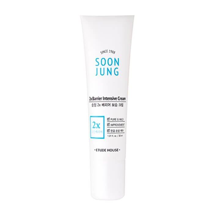 Крем для лица Etude House SoonJung 2x Barrier Intensive Cream (30 мл)