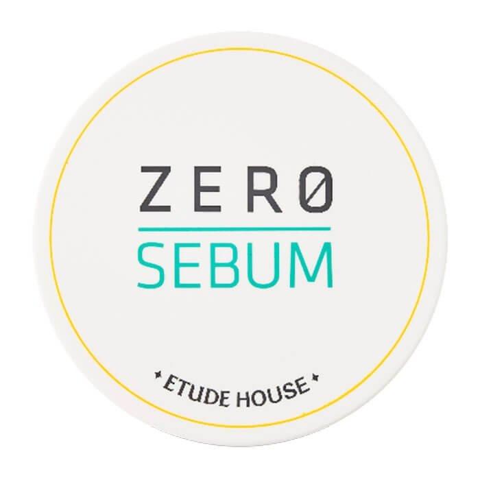 Матирующая пудра Etude House Zero Sebum Drying Powder