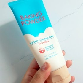 Пенка для умывания Etude House Baking Powder BB Deep Cleansing Foam (160 мл)