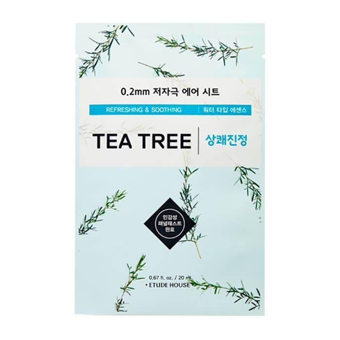Тканевая маска Etude House 0.2 Therapy Air Mask Tea Tree