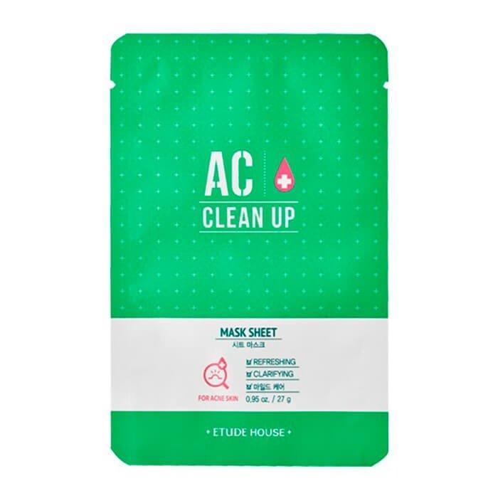 Тканевая маска Etude House AC Clean Up Mask Sheet