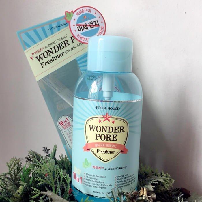 Тонер для лица Etude House Wonder Pore Freshner 10 in 1 (500 мл)