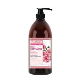Гель для душа Evas Naturia Pure Body Wash Rose & Rosemary (750 мл)