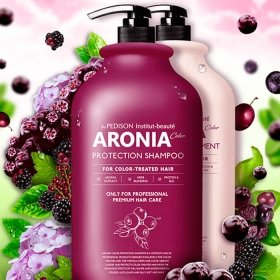 Шампунь для волос Evas Pedison Institut-Beaute Aronia Color Protection Shampoo (2л)