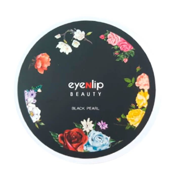 Гидрогелевые патчи Eyenlip Black Pearl Hydrogel Eye Patch