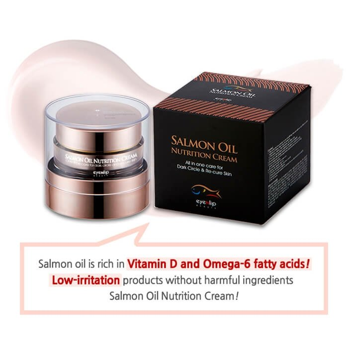 Крем для лица Eyenlip Salmon Oil Nutrition Cream