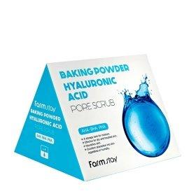 Скраб для лица FarmStay Baking Powder Hyaluronic Acid Pore Scrub (25 шт.)
