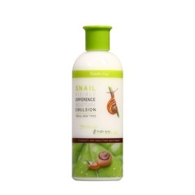 Эмульсия для лица FarmStay Snail Visible Difference Moisture Emulsion