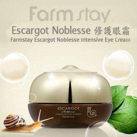 Крем для глаз FarmStay Escargot Noblesse Intensive Eye Cream