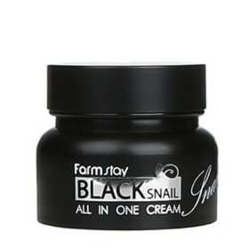 Крем для лица FarmStay Black Snail All In One Cream